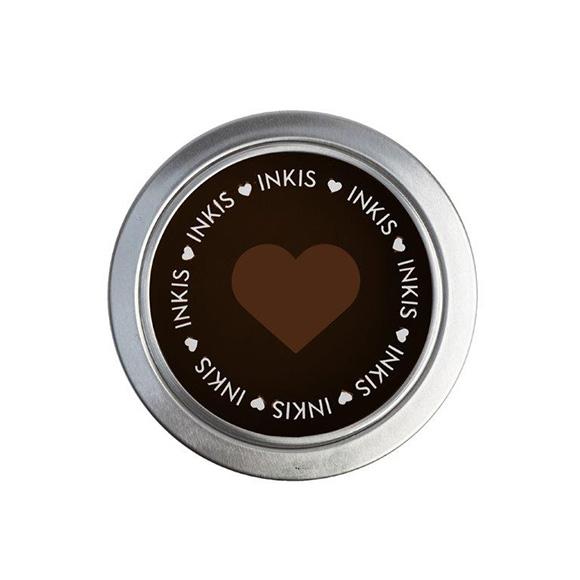 foto Tampón marrón café